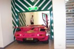 TOWERS   Donut King Lamborghini Countach: Castle Towers SA Fire Exit 02