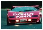 On   Donut King Lamborghini Countach: LAMBO 07A