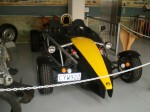 Southward's Car Museum: P7280154