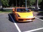1st March 09: Lamborghini Gallardo