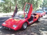 400   1st March 09: Lamborghini Countach LP400