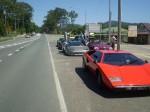 400   1st March 09: Lamborghini Countach LP400
