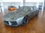 Lamborghini Factory: P1030798