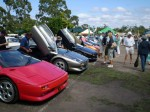 Lamborghini diablo Australia Noosa Classic Car Show 07: P9230064