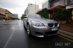 sti nut Photos Classic Adelaide 08: BMW M5