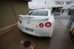 Gtr   Mallala 12/12/08: Nissan Skyline R35 GTR