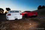 sti nut Photos R8, F430 & GT3: Ferrari F430 & Porsche GT3