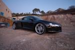 Audi   R8, F430 & GT3: Audi R8