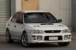 Subaru   My Cars: 1999 Subaru Impreza WRX