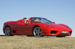 Rain   Exotic Cars: Ferrari 360 Spider by Rainey