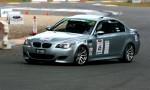 Photos bmw Australia Classic Adelaide 2007: BMW E60 M5