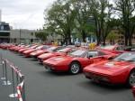 Ferrari   Ferrari 60th Anniversary Parade: line up