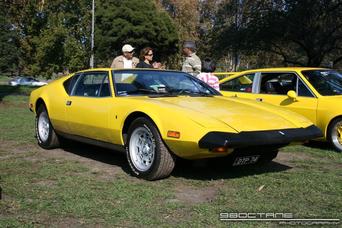 aT itle: De Tomaso Pantera