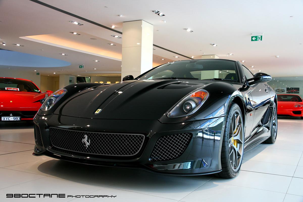 Games Ferrari 599 GTO (Zagames