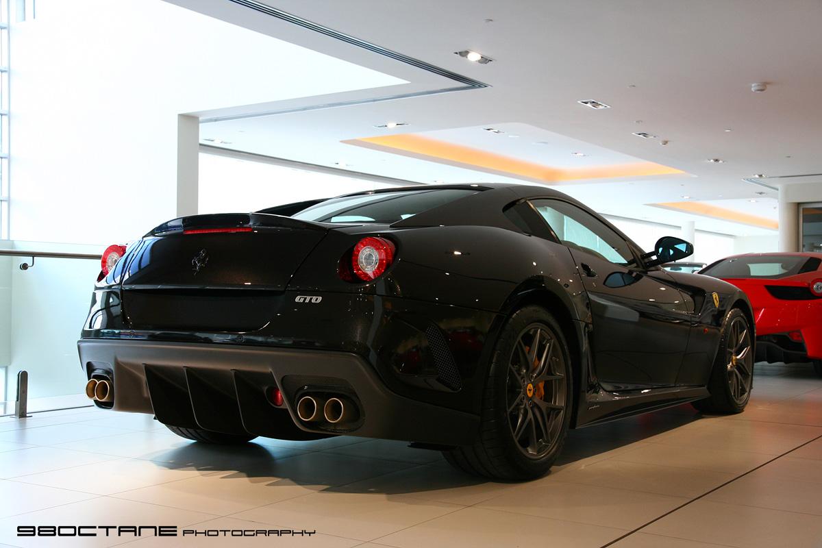 Zagames Ferrari 599 GTO