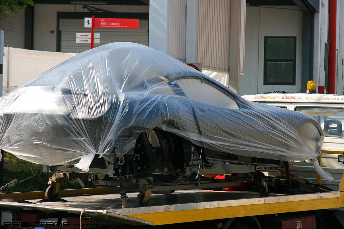 Ferrari factory, Maranello