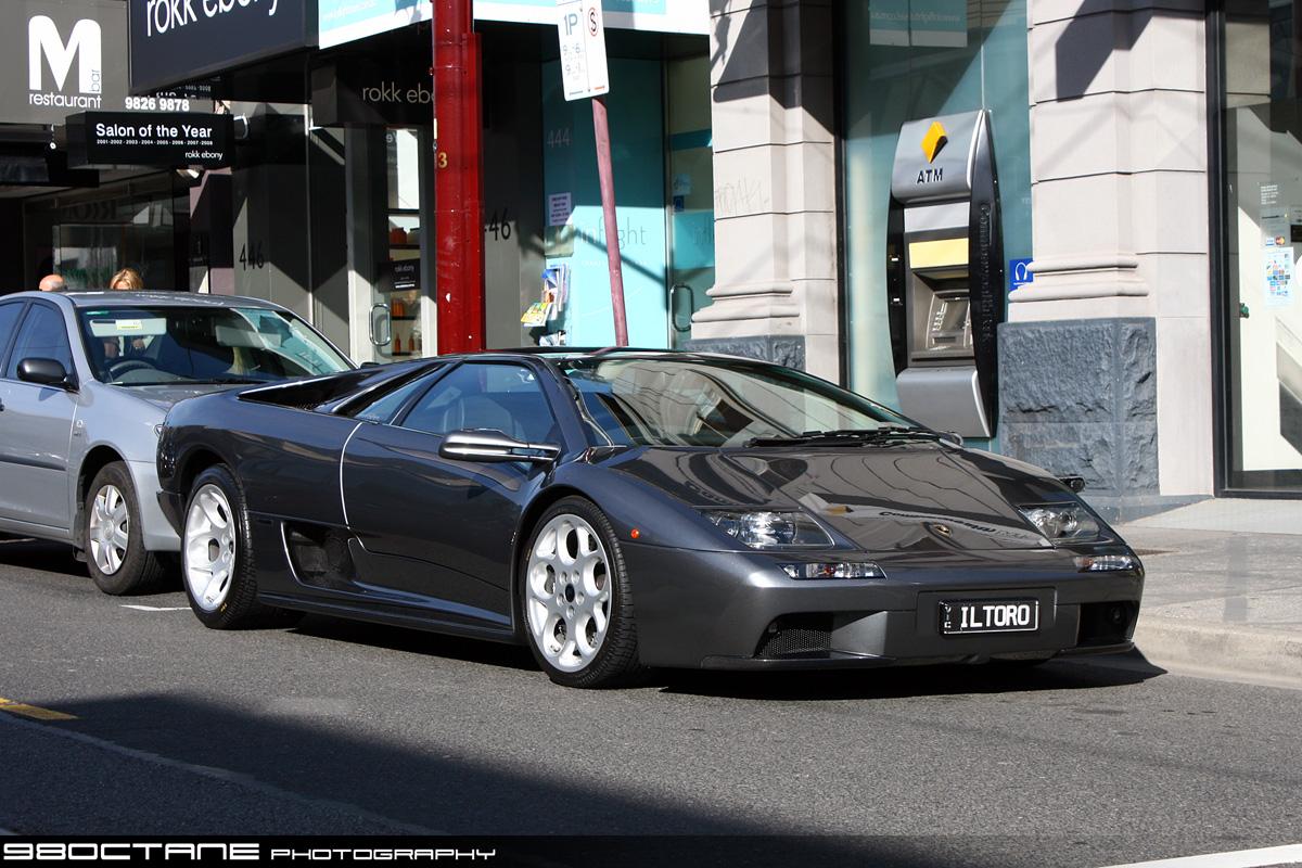 Lamborghini Diablo 6 0 VT