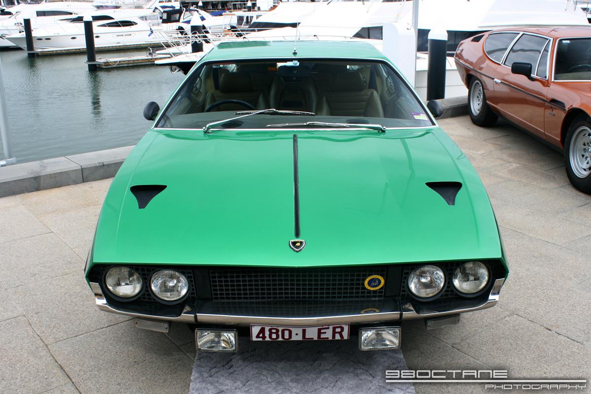 lamborghini lp670 4 sv green