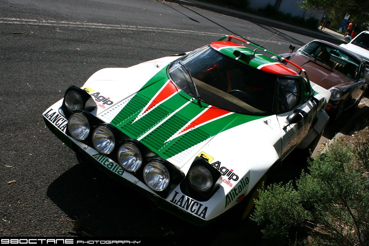 Lancia Ferrari Club Concours