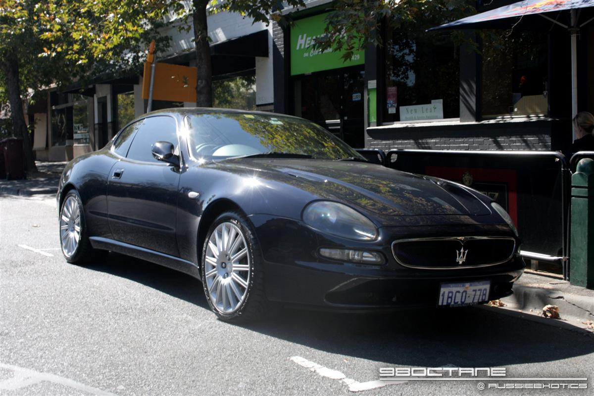 Maserati 3200 GT - front right