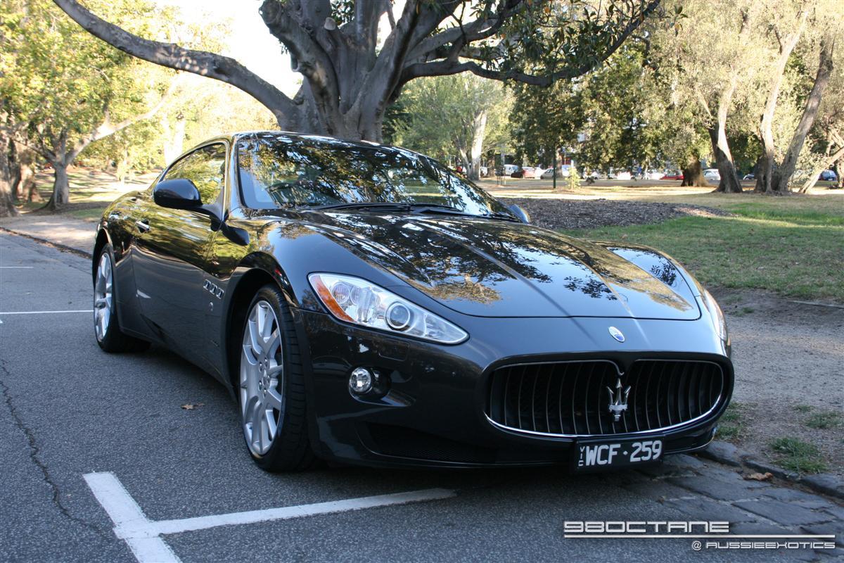 Maserati Gran Turismo - Exotic