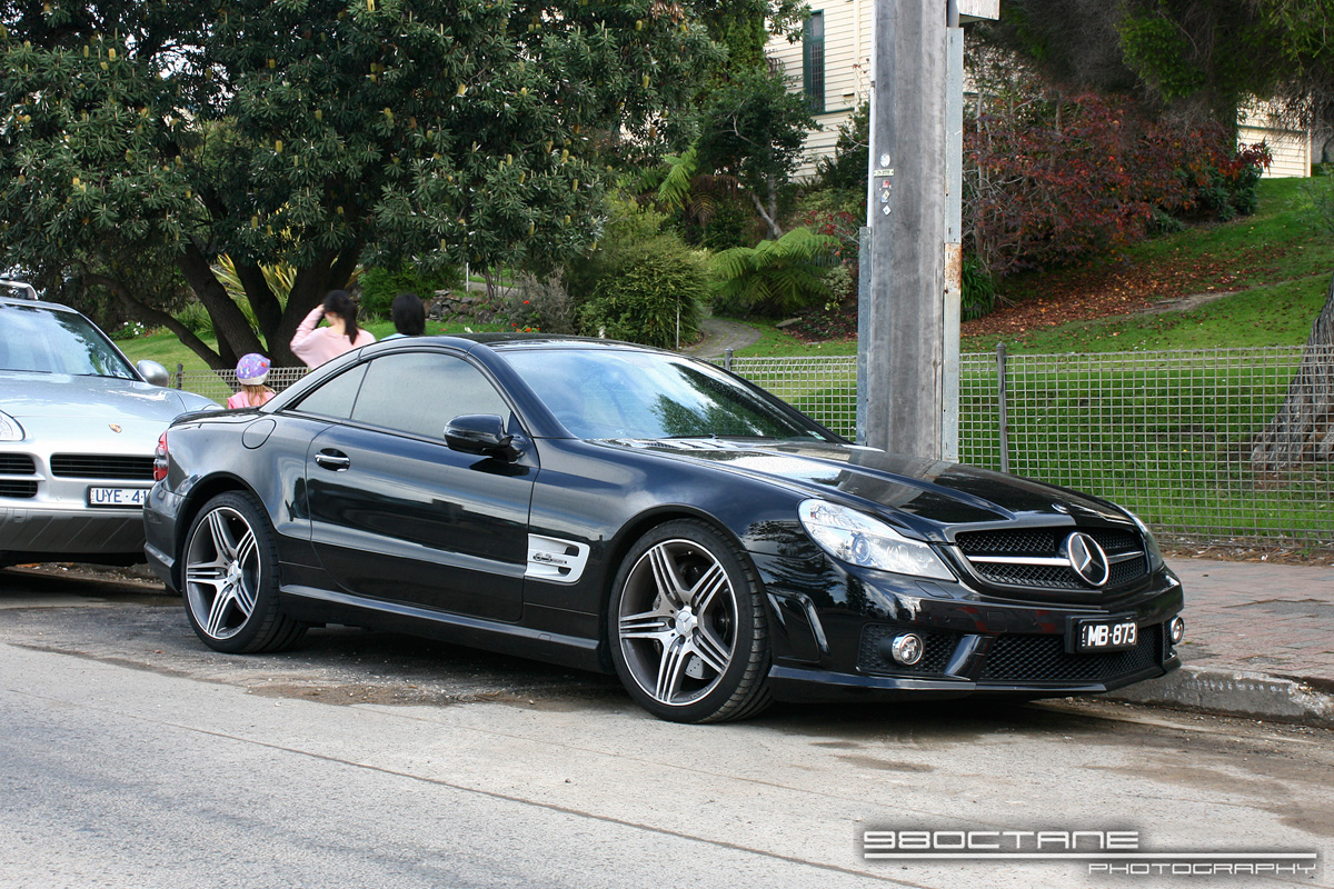 Sl63 Exotics on Victoria's
