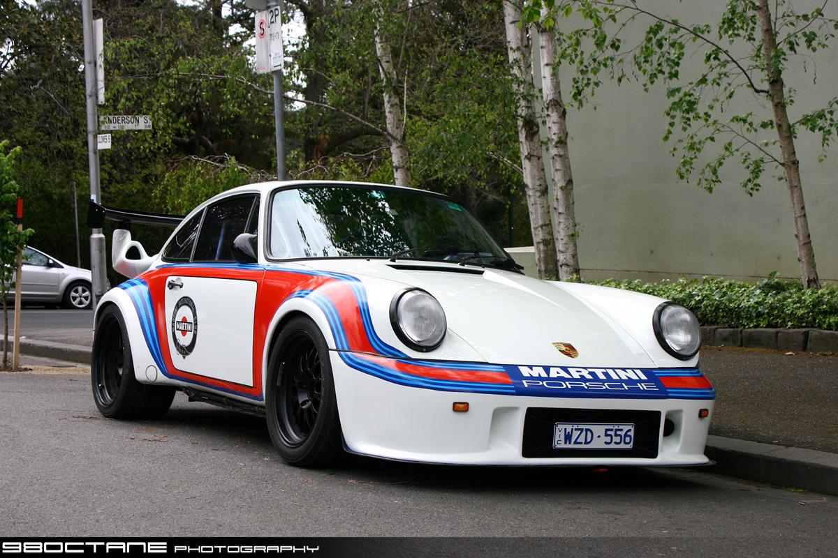 Porsche 930 Turbo - front