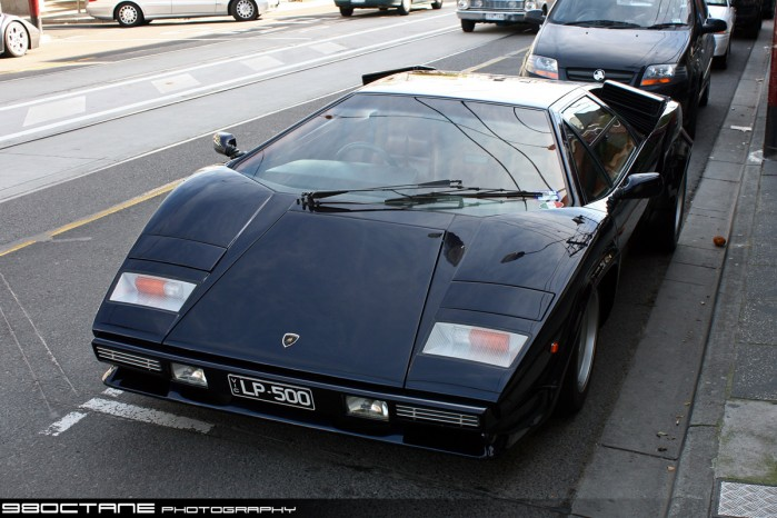 1982 Lamborghini Countach Lp500s Related Infomation Specifications