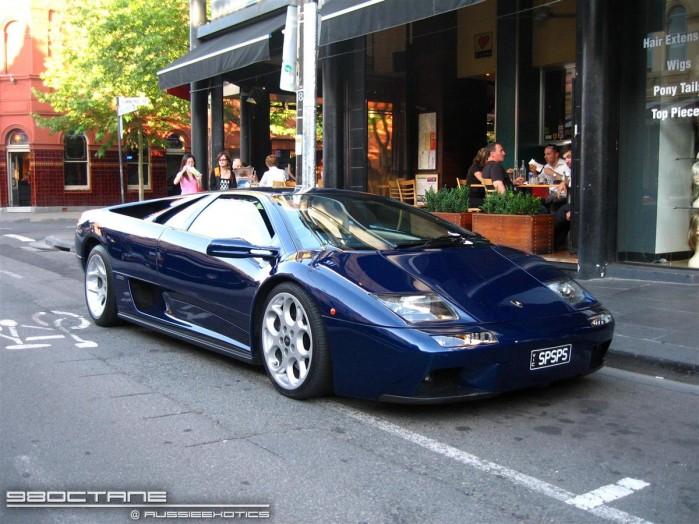 Australian Diablo 6 0 Registry Lamborghini Page 1 Owners Forum