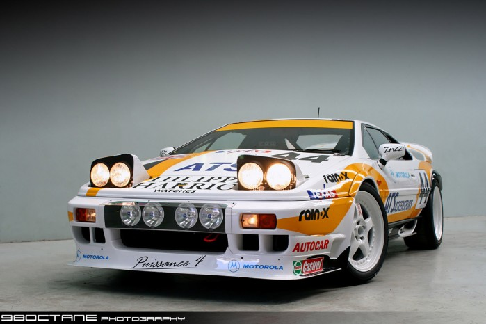 Lotus Esprit GT300 GT2 - front left 1 (Melbourne, 26 Jan 09)~0 Lotus ...