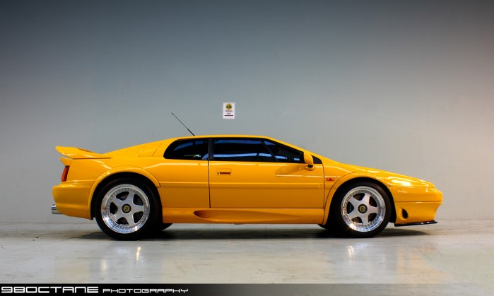 2011 Lotus Esprit