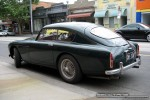 Aston   Exotic Spotting in Melbourne: 1957 Aston Martin DB 2-4 Mk III - rear left 1 (Toorak, Vic, 18 Oct 08)