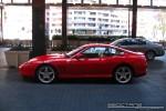 Exotic Spotting in Melbourne: Ferrari 575M Maranello