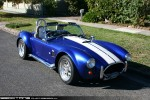 Replica   Exotic Spotting in Melbourne: AC Cobra (replica) [COBRAO] - front right 3 (Healesville, Victoria, 3 May 09)
