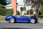 Cobra   Exotic Spotting in Melbourne: AC Cobra (replica) [COBRAO] - profile right (Healesville, Victoria, 3 May 09)