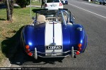 Replica   Exotic Spotting in Melbourne: AC Cobra (replica) [COBRAO] - rear (Healesville, Victoria, 3 May 09)