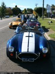 Cobra   Exotic Spotting in Melbourne: AC Cobra (replica) [RJN1] - front 2 (Healesville, Victoria, 3 May 09)