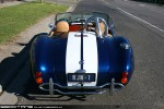 Cobra   Exotic Spotting in Melbourne: AC Cobra (replica) [RJN1] - rear (Healesville, Victoria, 3 May 09)