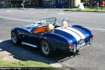 Cobra   Exotic Spotting in Melbourne: AC Cobra (replica) [RJN1] - rear left (Healesville, Victoria, 3 May 09)