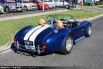 Cobra   Exotic Spotting in Melbourne: AC Cobra (replica) [RJN1] - rear right 2 (Healesville, Victoria, 3 May 09)