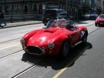 Melbourne   Exotic Spotting in Melbourne: AC Cobra