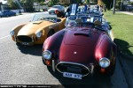 Replica   Exotic Spotting in Melbourne: AC Cobras (replica) - front  (Healesville, Victoria, 3 May 09)