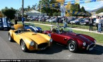 Cobra   Exotic Spotting in Melbourne: AC Cobras (replica) - front right (Healesville, Victoria, 3 May 09)