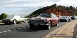 Gto   Ferraris and Aston Martins in Mornington: Aston Martin DB6 (maroon) - front left 2 (Mornington, Victoria, 14 Jun 09)