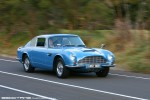 Aston db6 Australia Exotic Spotting in Melbourne: Aston Martin DB6
