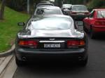 Aston db7 Australia Exotic Spotting in Melbourne: Aston Martin DB7 Vantage