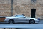VAN   Exotics spotted in NSW, Australia: Aston Martin DB7 Vantage Volante - profile right (Sydney, NSW, 29 Oct 09)