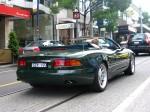 Aston db7 Australia Exotic Spotting in Melbourne: Aston Martin DB7 Volante