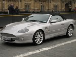 Photos aston Australia Exotic Spotting in Europe: Aston Martin DB7 convertible in Westminster, London