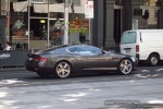 Melb   Exotic Spotting in Melbourne: Aston Martin DB9 - profile left (Melbourne, Vic, 21 Oct 2008)